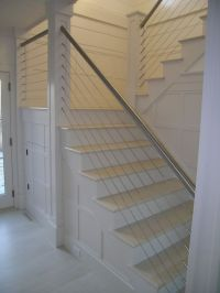 Custom - Cable Railings   Stair Railings   Deck Railing ...
