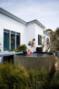 How To Fit a Pool into a Small Backyard | Design interiors ...