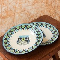Owl Dinnerware by Roberto Perez | Owl Products I Love ...