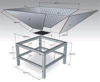 make diy portable steel fire pit or bowl | Jake ...