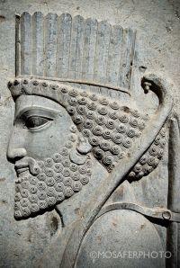 Travel Photography, Persepolis, Warrior, Iran, Persia ...