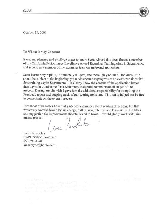 How To Make A Reference Letter For Immigration – Sample Letter for Immigration