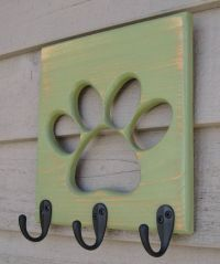 Dog leash, Pet collars and Dog leash holder on Pinterest