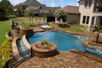 Pools, Pool ideas and Backyards on Pinterest