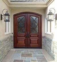 Beautiful French Style Double Front Doors for Homes ...