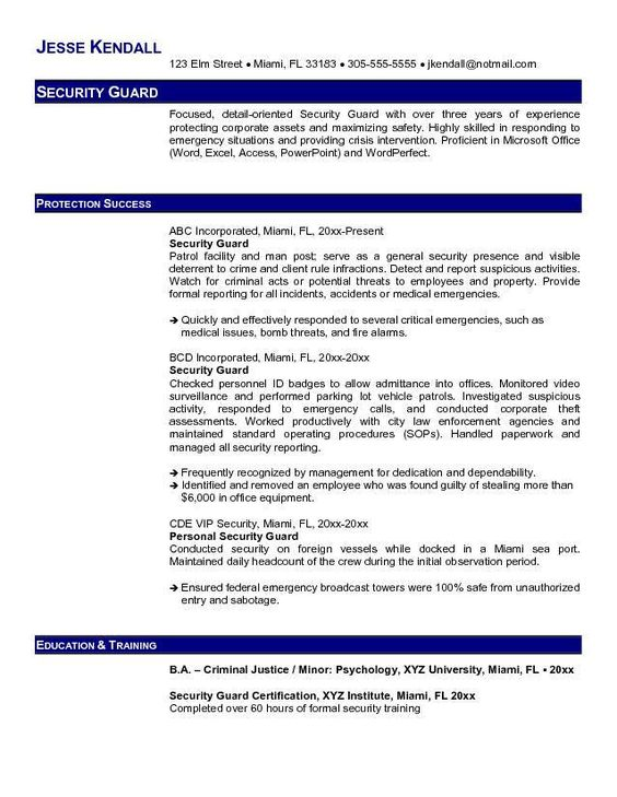 G4s Security Officer Cover Letter] Security Officers Tayoa ...