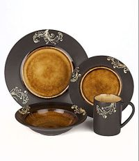 Dinnerware, Damasks and Dillards on Pinterest