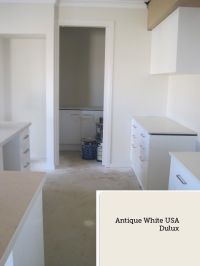 Antique White USA dulux- Looking for a white paint ...