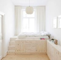 Bedroom designed by Studio Oink I I am all about bed ...