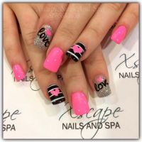 Valentine's Day Nail Designs | Cute Nails Designs ...