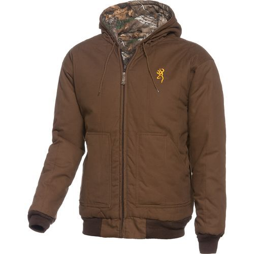 Under Armour Camo Hoodie Mens Browning Men 39;s Reversible Jacket Browning Pinterest