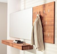 Wall mounted shelf, Vanities and Entryway on Pinterest