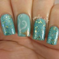 Turquoise Nail Polish Designs | www.imgkid.com - The Image ...