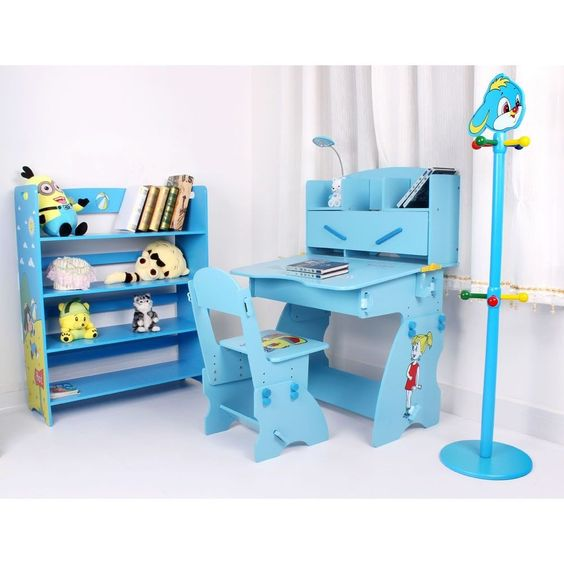 Children Study Table Study Tables And Table Desk On Pinterest