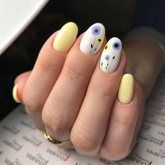 Маникюр | Дизайн ногтей: