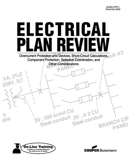 electrical plan review booklet