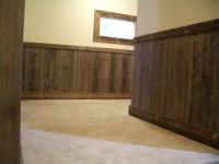 pallet wainscoting | Applications | Garage / Outdoor ...
