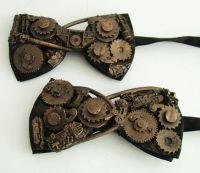 steampunk bow tie by richardsymonsart on Etsy, $17.00 ...