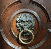 Charles Dickens' A Christmas Carol - door knocker | A ...