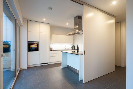 √ Durchreiche Kuche Wohnzimmer Modern