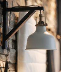 Ikea Ranarp wall light hack (with Ekby Valter brackets ...