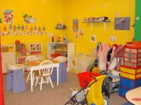 Dress up and Kitchen area @ my home childcare | Daycare ...