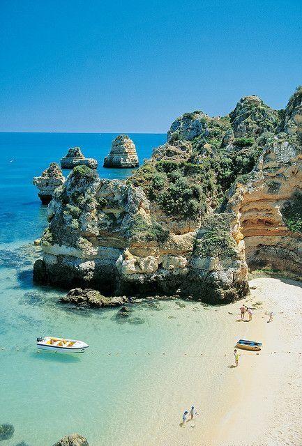 Praia do Camillo, Πορτογαλία.: