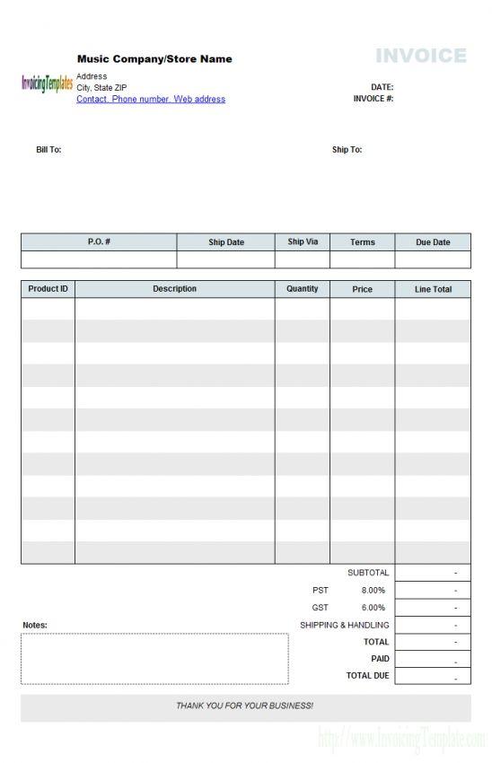 Download Invoice Templates Australia rabitahnet - invoice template australia