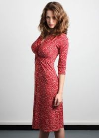 bigger breast women clothing | The Berry Dress which fits ...
