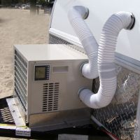 Portable 5000btu Air Conditioner/Heater for Small Campers ...