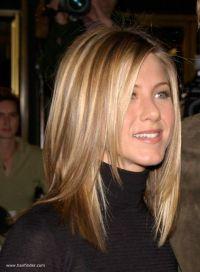 Jennifer Anistons Hair Color Formula