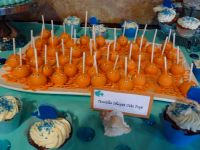 Octopus cake, Themed baby showers and Under the sea on ...