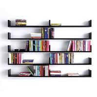 Wall Mounted Design Bookshelves Ideas (What about ...
