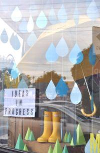 Spring Window Display Ideas | Visual Merchandising for ...