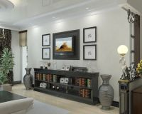 Living Room TV Console Design, Pictures, Remodel, Decor ...