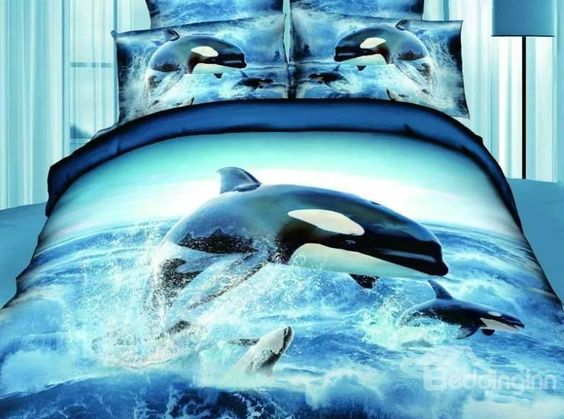 Animal Print Wallpaper For Bedrooms Orca Bedding This N That Pinterest Nice I Want And