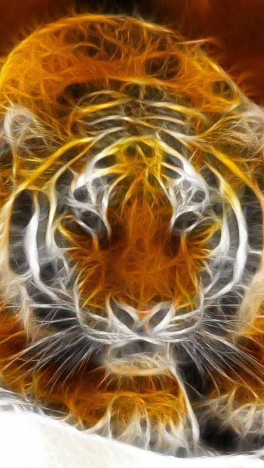 Neon Animal Print Wallpaper Tiger Light Art Neon Flames Pinterest Tigers And Lights