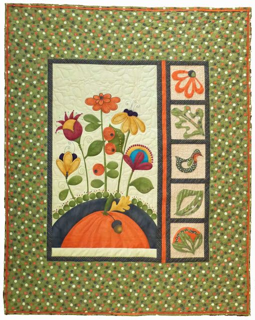 Quilt And Things Quilt, Panel Quilts And Fall On Pinterest