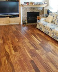 2.18sf menards Hand Scraped Acacia Engineered Hardwood ...