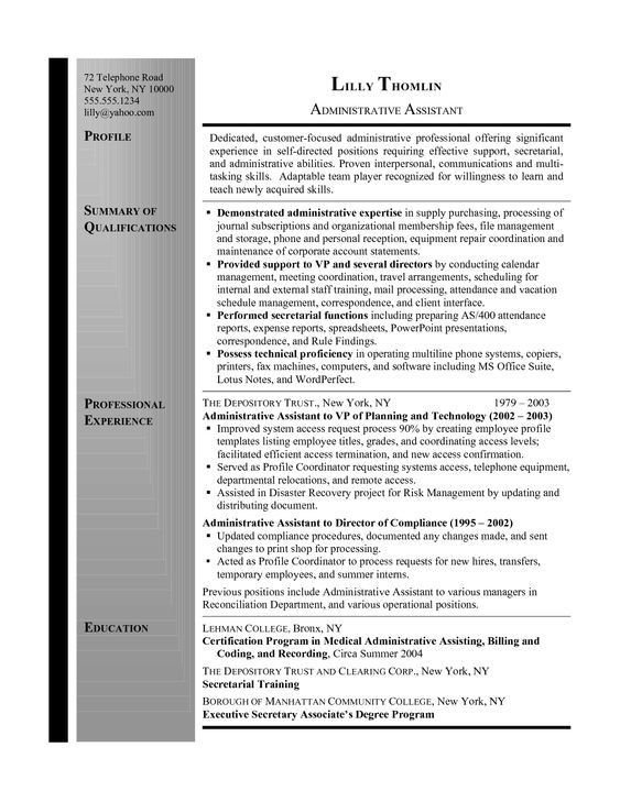 admin resume samples 23042017 aaaaeroincus remarkable free sample - summary of qualifications for administrative assistant