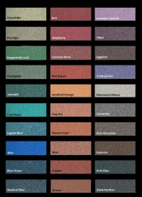 Modern Masters metallic plasters color chart | Projects ...