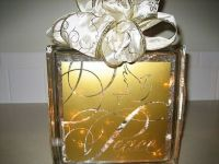 Glass blocks, Christmas decorations and Lettering on Pinterest