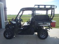 2015 POLARIS RANGER 900xp with Roll Cage, Accessory Rack ...