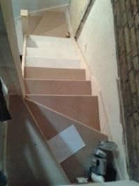 Double kite winder staircase   Stairs   Pinterest ...