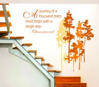 WALL WORDS DECALS Rub-on transfers for walls, windows and ...
