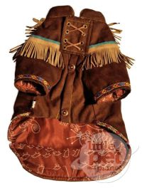 Dog Indian Costume