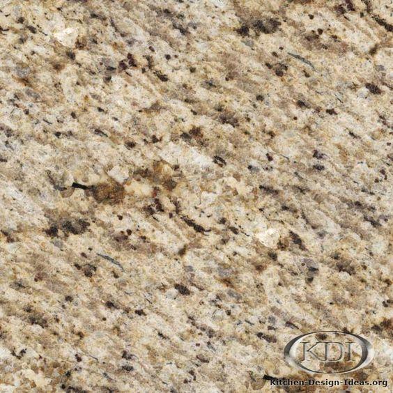 Giallo Ornamentale Dark Granite - Countertop Ideas   No Place Like