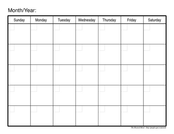 How To Create Google Calendar Planner How To Create A Custom Planner To Meet Your Goals In 2015 Google Printable Calendar Calendar Template 2016