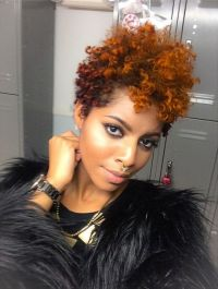 101 Short Hairstyles For Black Women - Natural Hairstyles ...