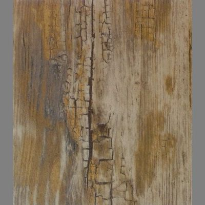 Faux Rustic Peel and Stick decorative vinyl wood grain wallcovering Peel away backing ...